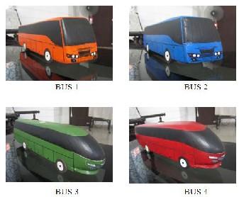 Aerodynamic Exterior Body Design Of Bus