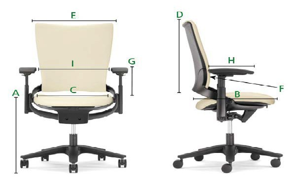 Anthropometry as an ergonomic design factor in an open for Chair design criteria