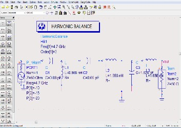 Band Pass Filter And Low Noise Amplifier Design Using Advanced Design System Ads