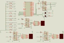 Image on Power Supply Circuit Diagram
