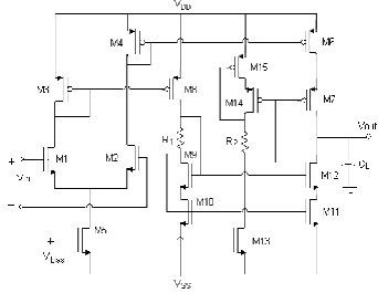 folded cascode operational transconductance amplifier thesis