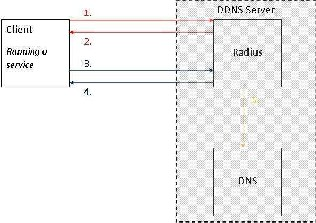 Design of a Dual Stack DNS Server with Dynamic Updates