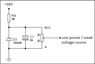 Potentiostat Circuit Diagram | Development Of A Field Portable Digital Potentiostat