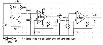 Pulse Oximeter Circuit Diagram | Merging And Designing Biomedical Devices With Telecommunication For