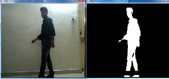 REAL TIME ABANDONED BAG DETECTION USING OPENCV