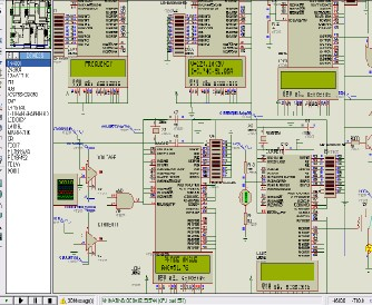 REMOTE MICROCONTROLLER BASED MONITORING OF SUBSTATION AND