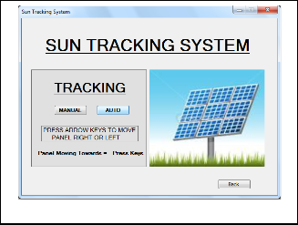 """development of automatic sunlight tracking system Automatic street light control with sun trackingdoc (size: 36 kb / downloads: 247) abstract this project deals with """"development of an embedded system for automatic street light controlling with sun tracking"""" using micro controller at89c52 and light sensor named as light dependent resistor (ldr."""